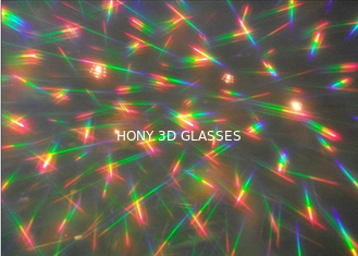 Prism Rainbow Fireworks Glasses for Laser Show Raves - Double diffraction